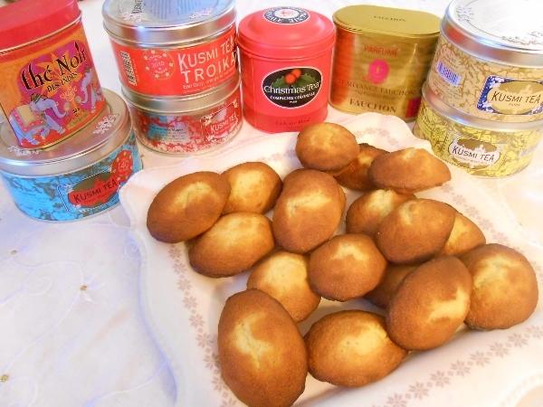 madeleines- hirondellina