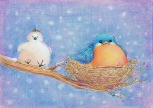 snow-bird- (500x354)