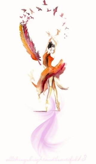 dance bird (322x550)